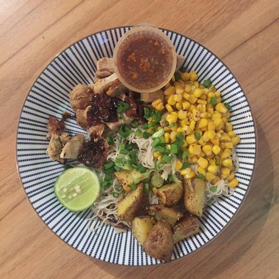 Thai-Viet Noodle 🍲