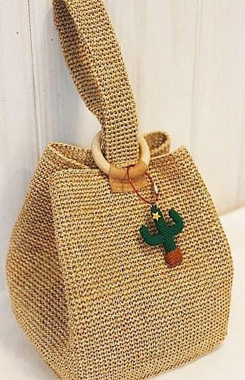 Photo of Los espectaculares modelos de bolsos de ganchillo de las brillantes amas de casa, hechos en julio de 2019. Página … – Miko BLog