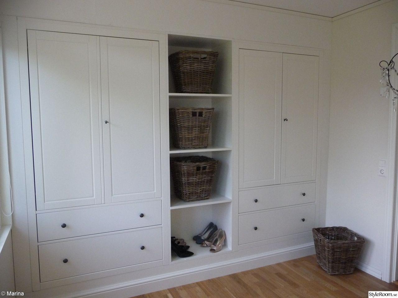 platsbyggd garderob fr n ikea hall pinterest sovrum garderob och ikea. Black Bedroom Furniture Sets. Home Design Ideas