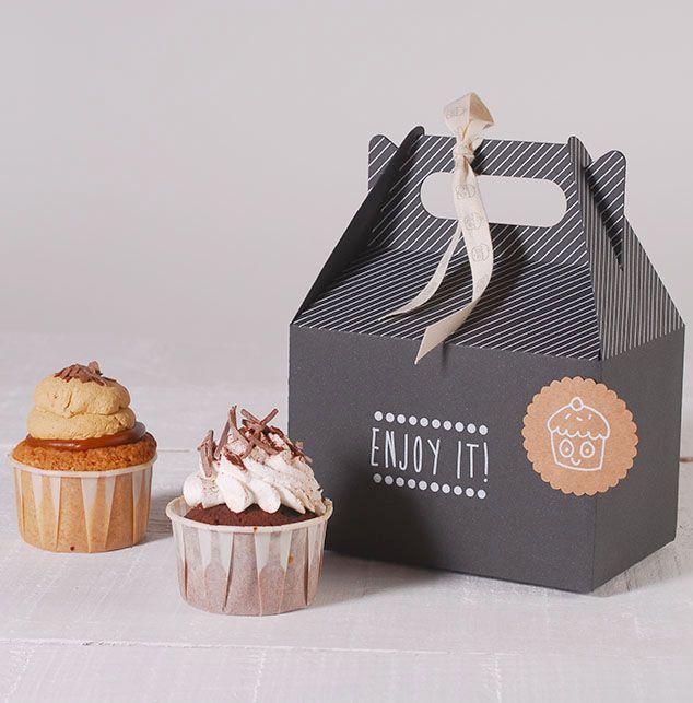To Go Cake Boxes