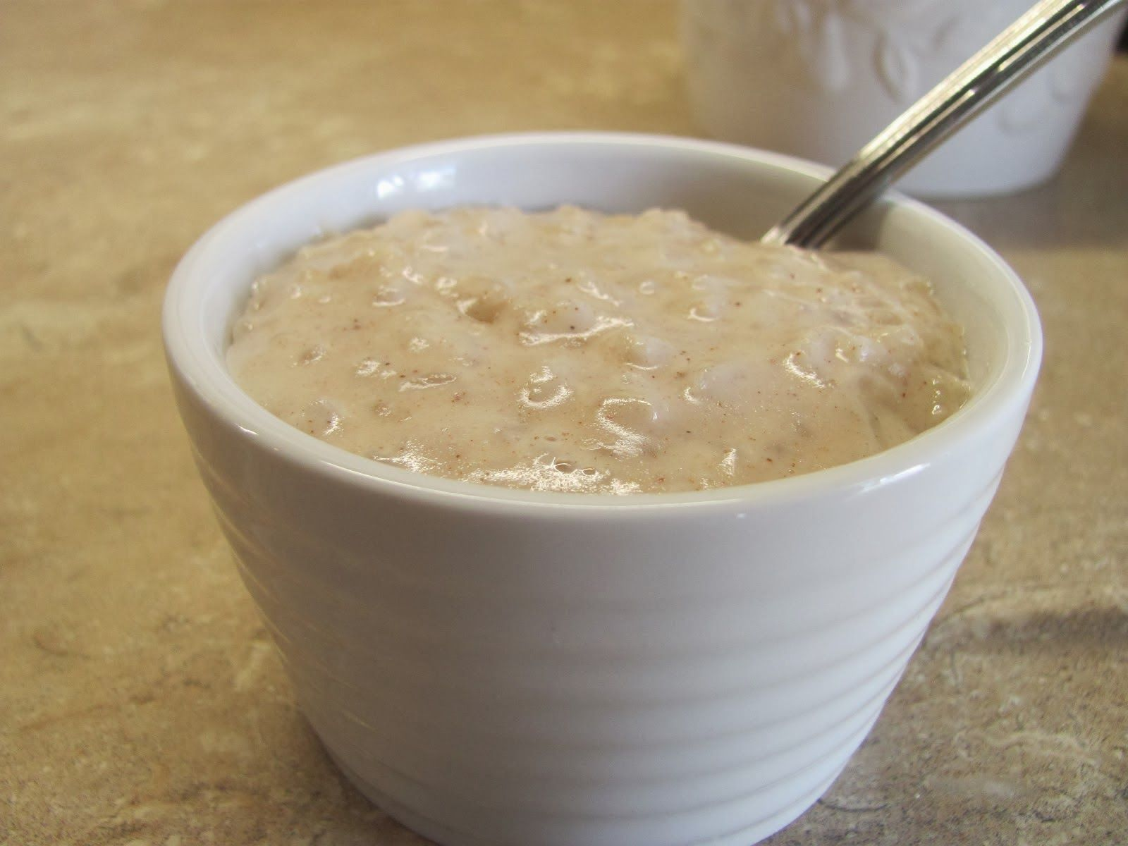 Using up leftover rice to make rice pudding sweet stuff for What to make with leftover applesauce
