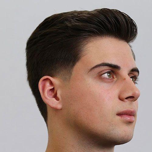 35 Classic Taper Haircuts (2020 Guide)   Tapered haircut ...