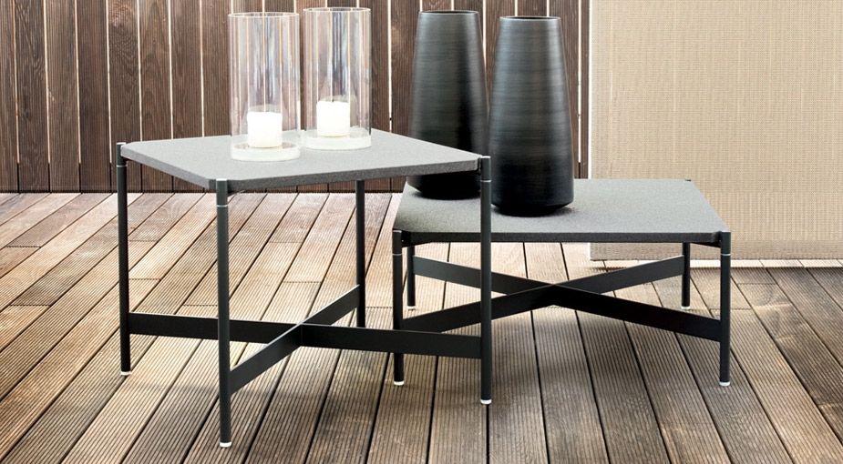 Perché scegliere un tavolo da giardino allungabile di design? Heron Table Luminaire Catalog Tavoli Tavolino Da Caffe Prodotto