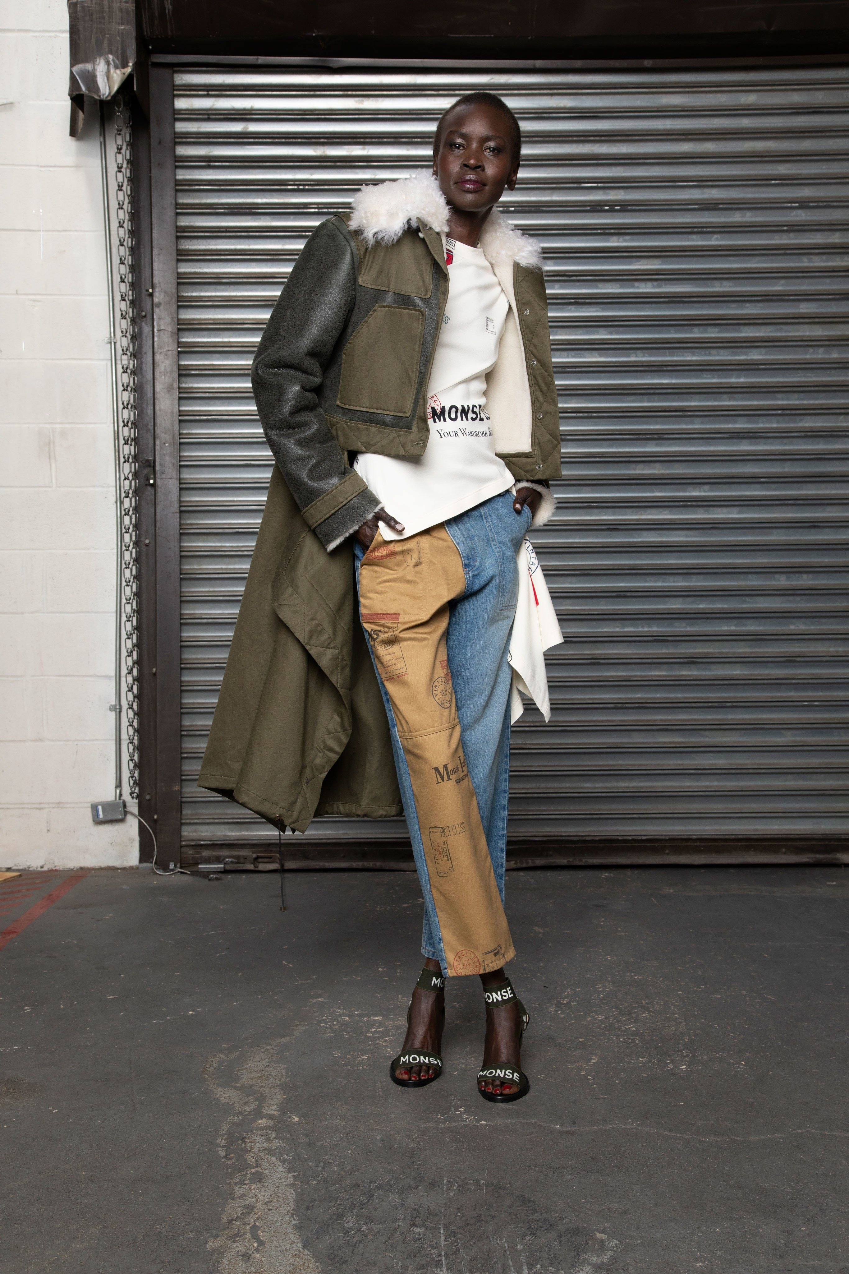 d66921ad Monse Resort 2019 New York Collection - Vogue Vogue Fashion, Fashion Brand,  Fashion 2018