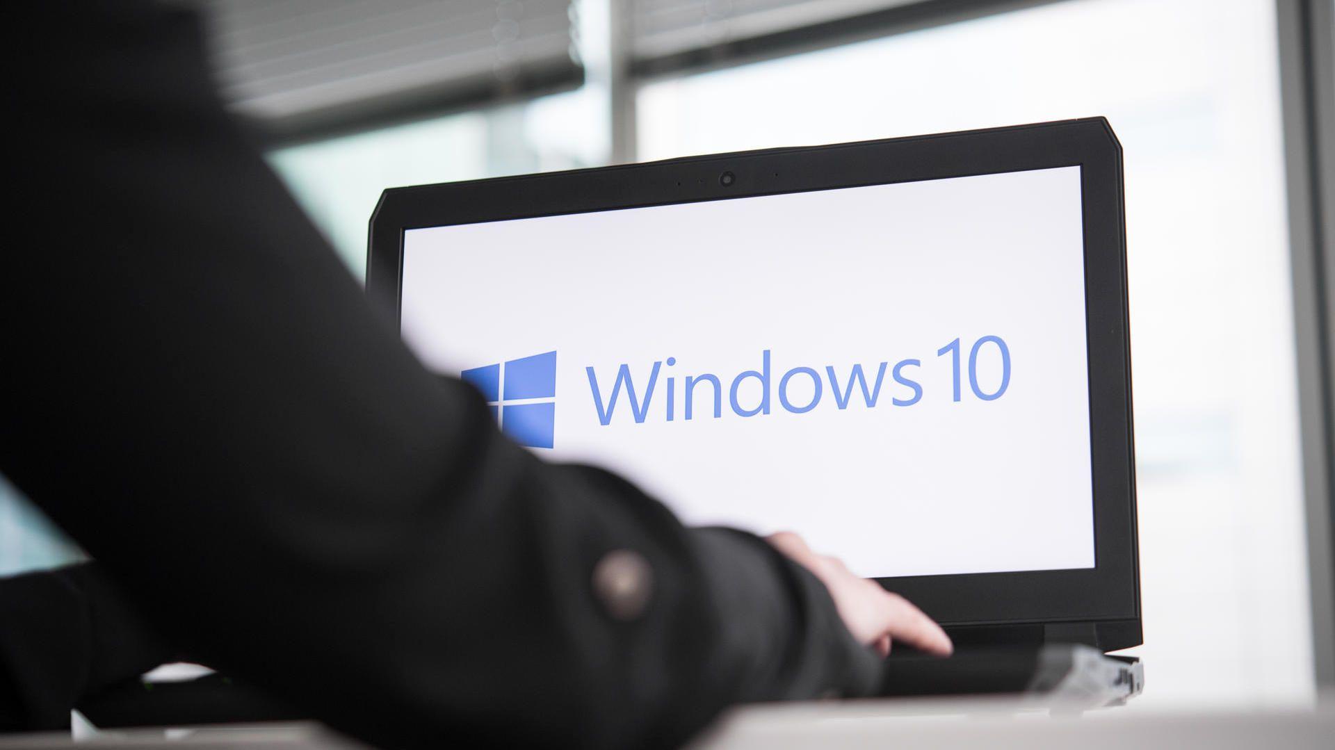 Losch Assistent Fur Windows 10 Verleitet Zu Fehlern Computertechnik Apps Loschen Und Internetsicherheit
