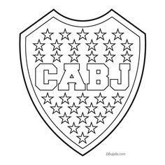 Mis Marcadores Tatuaje De Boca Juniors Escudo De Boca Tatuajes Boca Juniors