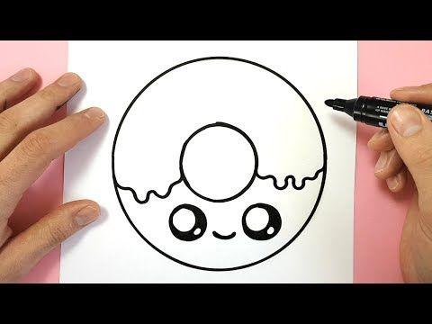 Comment Dessiner Un Ananas Kawaii Youtube Scrittura Nel 2019