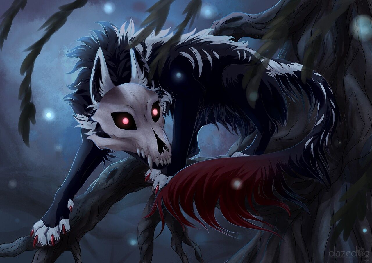 Pin By Lia Brink On Wolf Dog Fantasy Art Mythical Creatures Art Anime Wolf