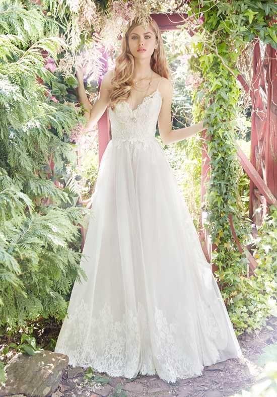 10+ beste Alvina Valenta Collection Brautkleider | Ideen für die ...