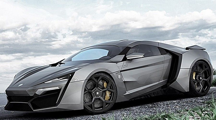British luxury sports car manufacturer Sports cars