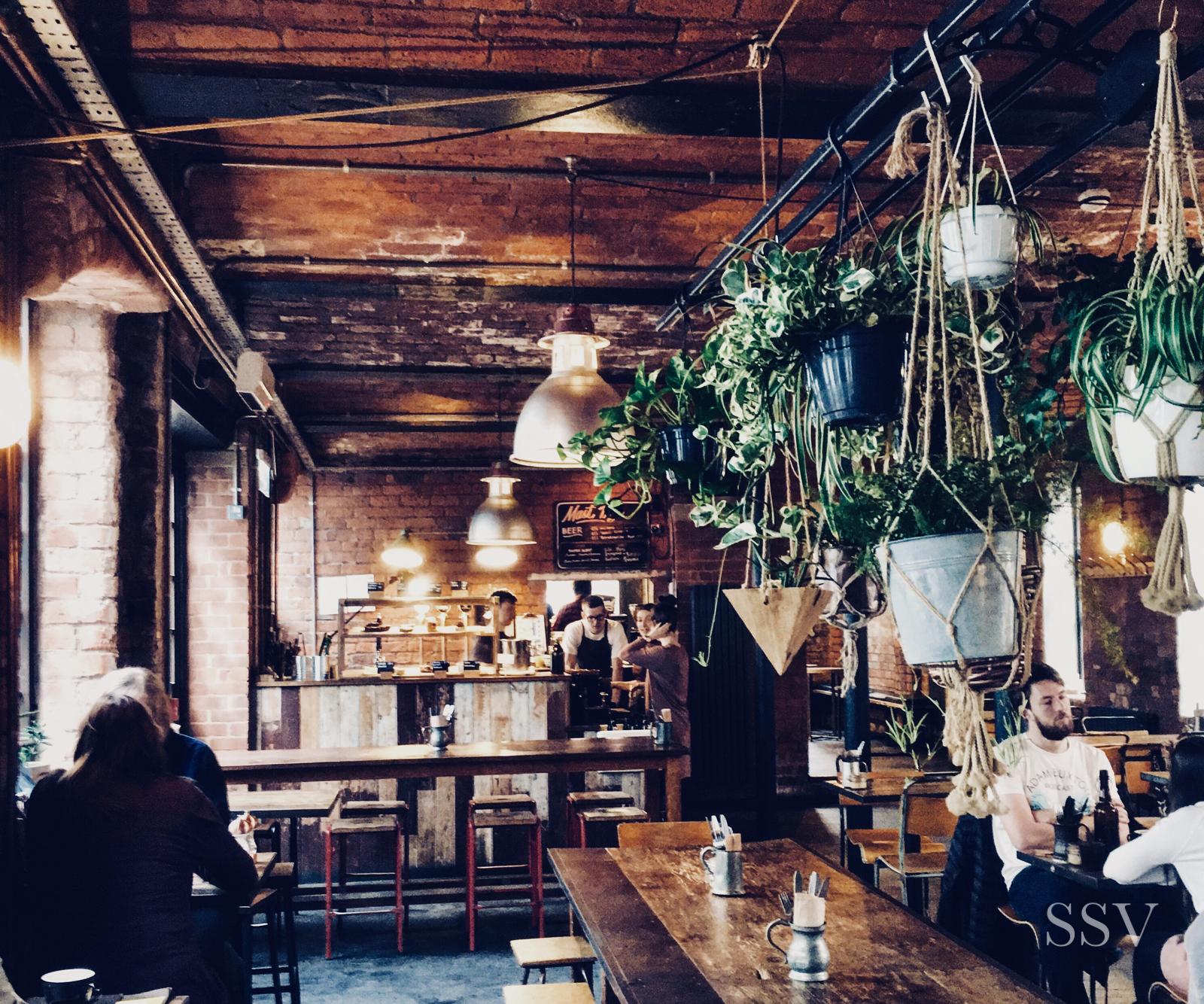 Tamper Coffee In Sheffield Worth Your Trip Breakfast