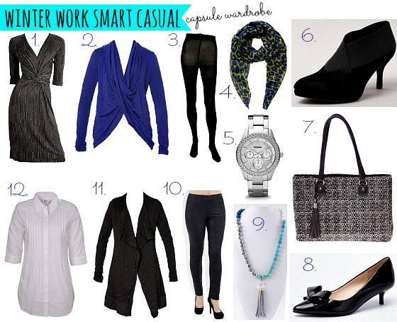 What To Wear To Work Winter Smart Casual Capsule Wardrobe Style Questions Answered