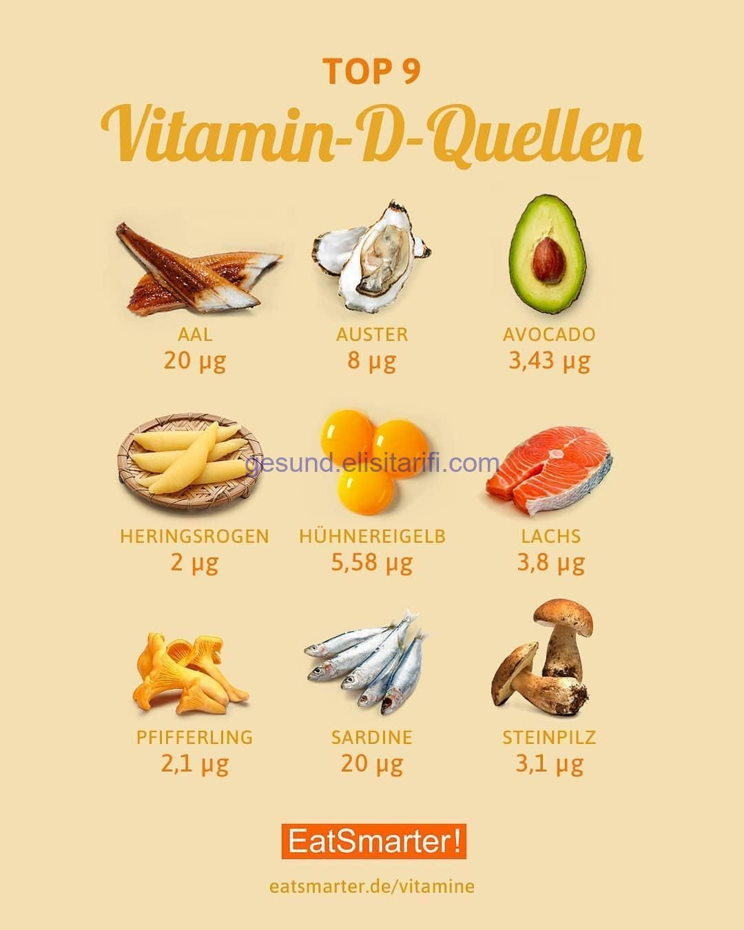 Bist Du Oft Mude Schlapp Oder Schlecht Drauf Das Konnte An Einem Vitamin D M Bist Du Oft 2020 Vitaminler Beslenme Saglik