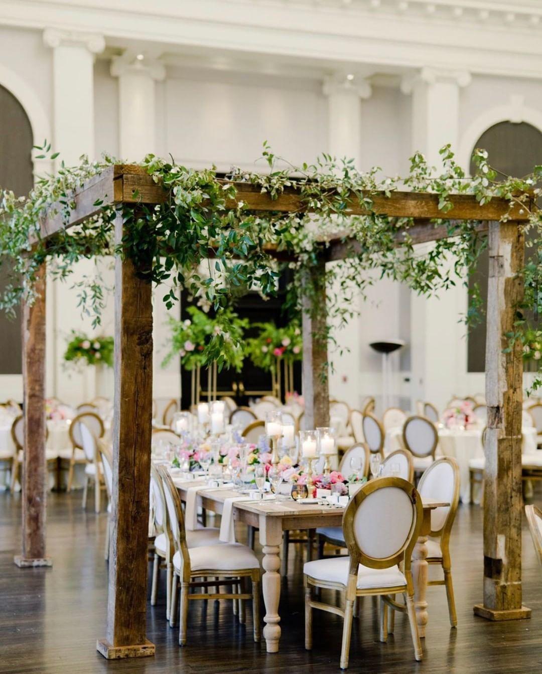 Wedding Decor Props Ideas And Inspiration Something Vintage Rentals In 2020 Stylish Wedding Decor Farm Table Wedding Wedding Backdrop