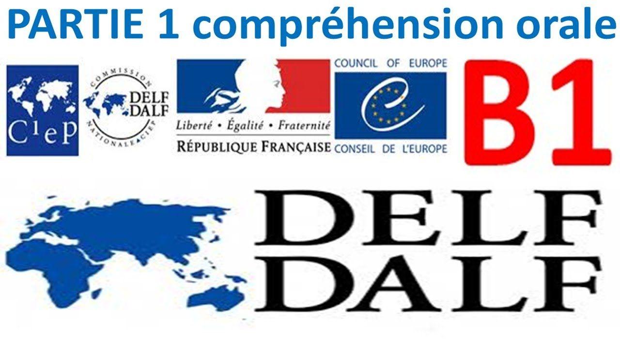 reussir delf   partie 1 compr u00e9hension orale niveau b1 avec corrig u00e9s
