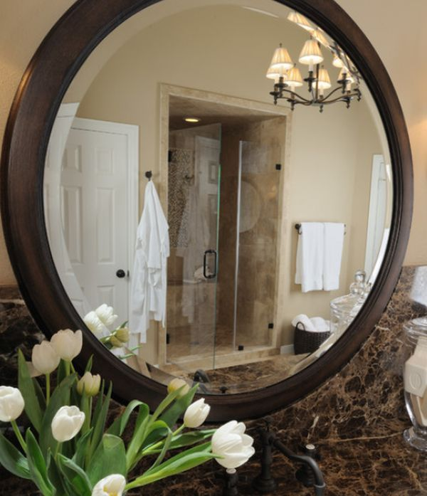Mirror, Mirror On The Wall (Bathroom Mirrors) | Marbles, Bath and ...