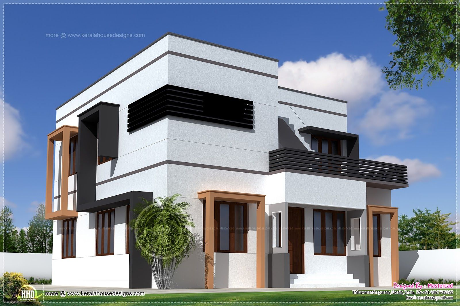 south indian house exterior designs house design plans bedroom ...