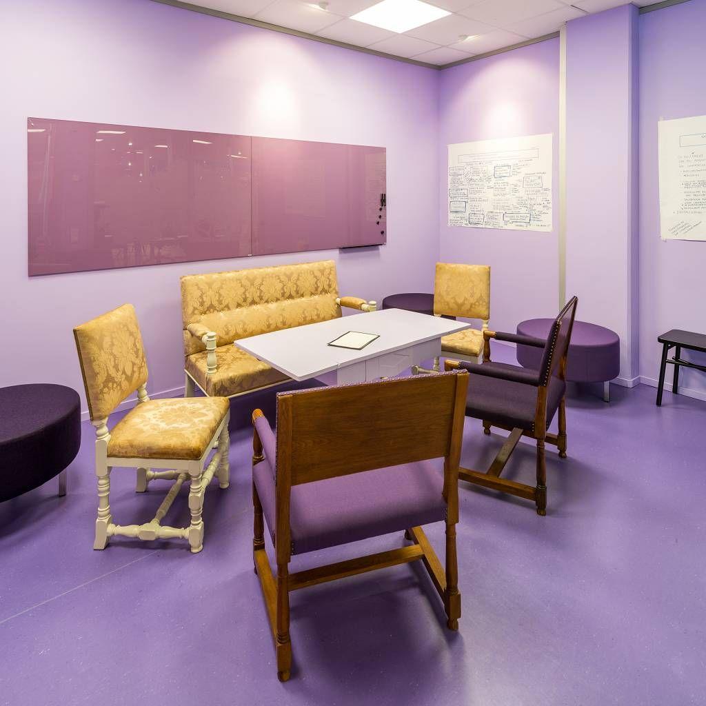 vinnova office in stockholm sweden interior architecture by tema