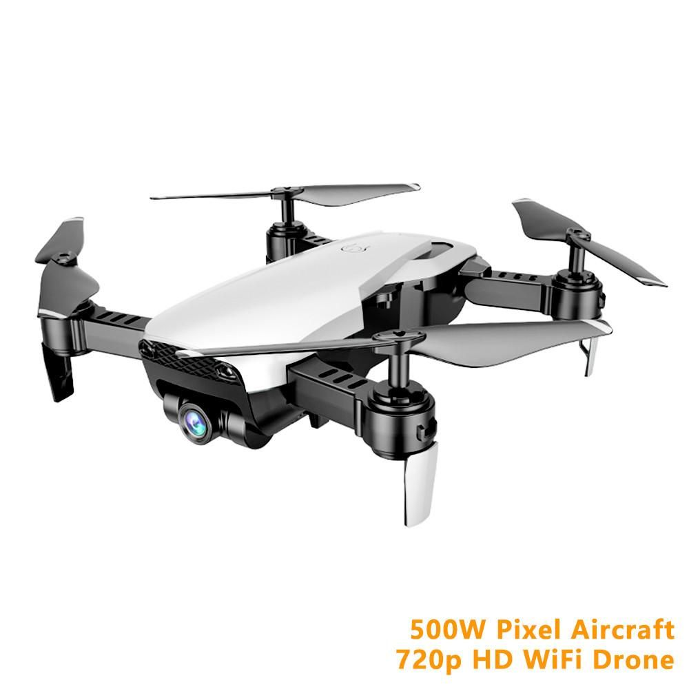 Wifi Rc Quadcopter Drone With 720p Wide Angle Hd Camera Black In 2021 Quadcopter Drone Hd Camera