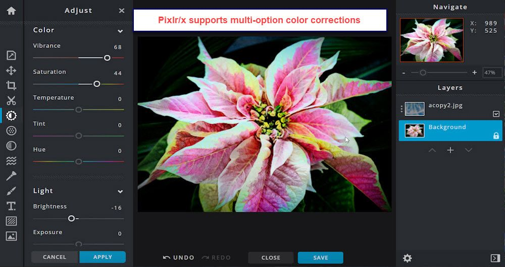 Pixlr X Is Best Free Online Photo Editor In 2020 Online Photo