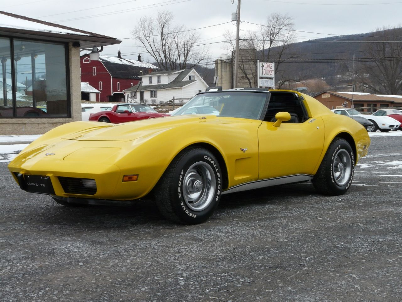 1977 Yellow L82 4spd Corvette T Top Classic Corvettes For Sale Classic Corvette Corvette For Sale Yellow Corvette