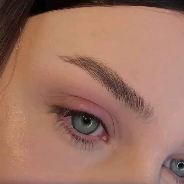 Photo of #anastasiabrows love @chloeandcosmetics  Using Brow Wiz in Medium Brown 🏆