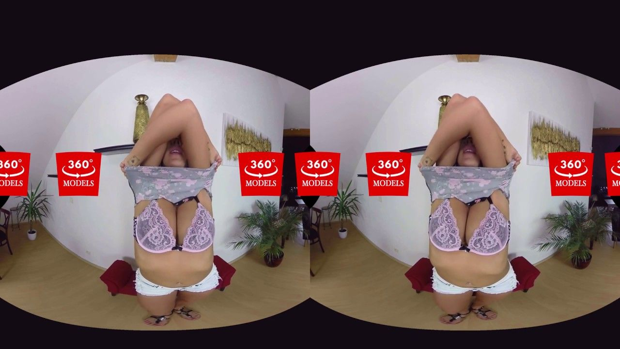 360 Models Channel Dancing Girl Vr 4K  Sexy Videos  Girl -9668