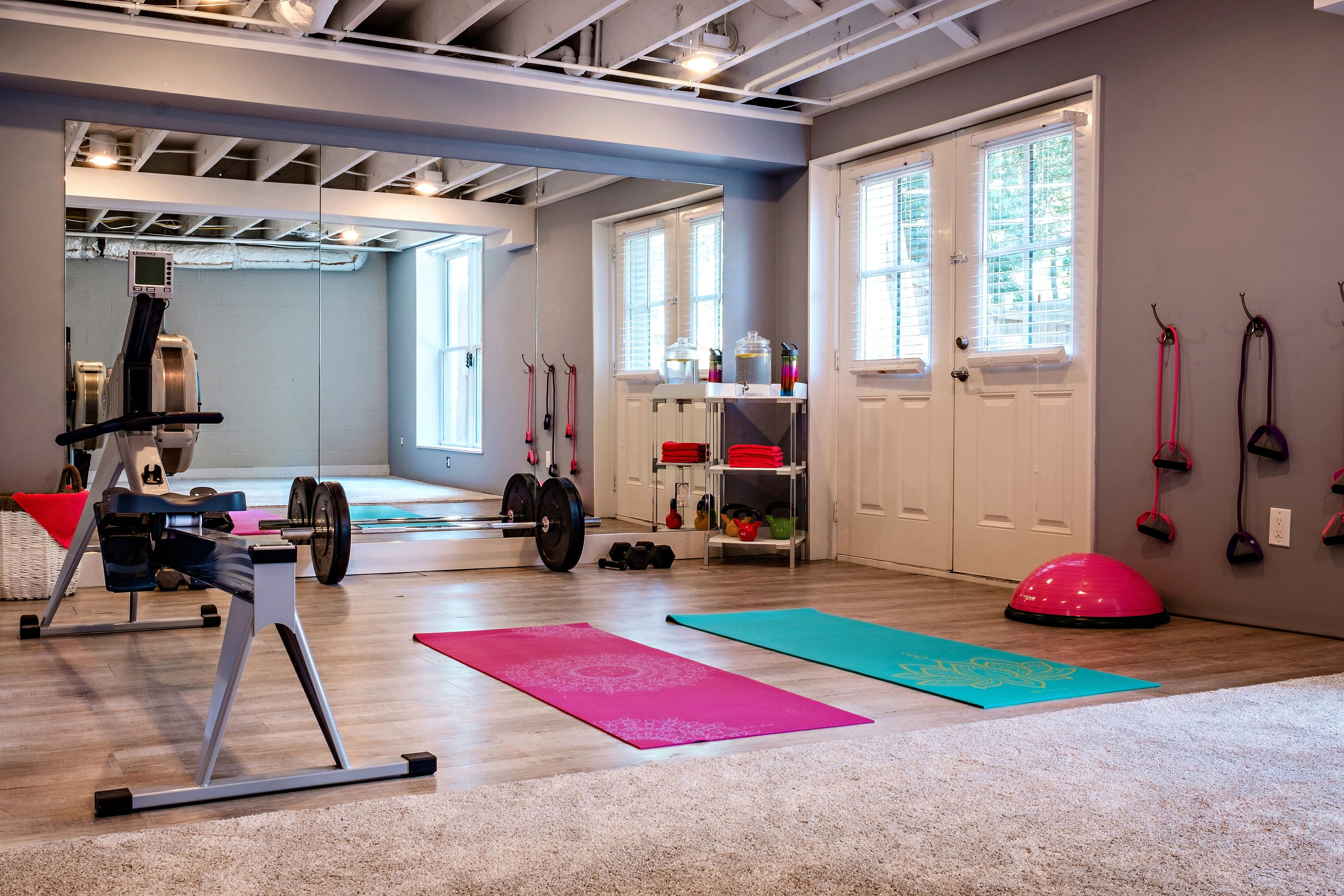 Home gym ideas and renovation do it yourself today best home gym
