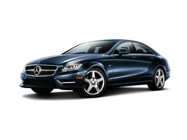 2013 MercedesBenz CLSClass Sedan Silver Star Motors