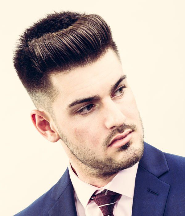 Fantastic 1000 Images About Men39S Hairstyles On Pinterest Latest Men Short Hairstyles Gunalazisus