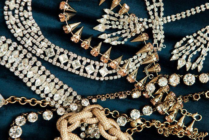 Frances's jewels