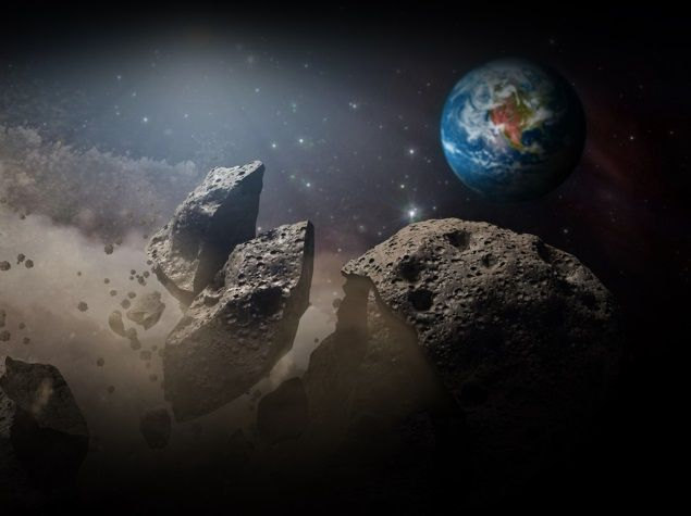 Asteroid Collision With Earth Inevitable Say Experts Big Scary Earth Nasa
