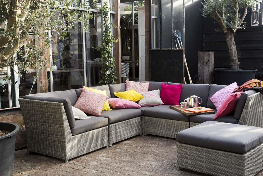 Tuin Loungeset Outlet : Karwei mooie loungeset voor die heerlijke zomerse dagen in je
