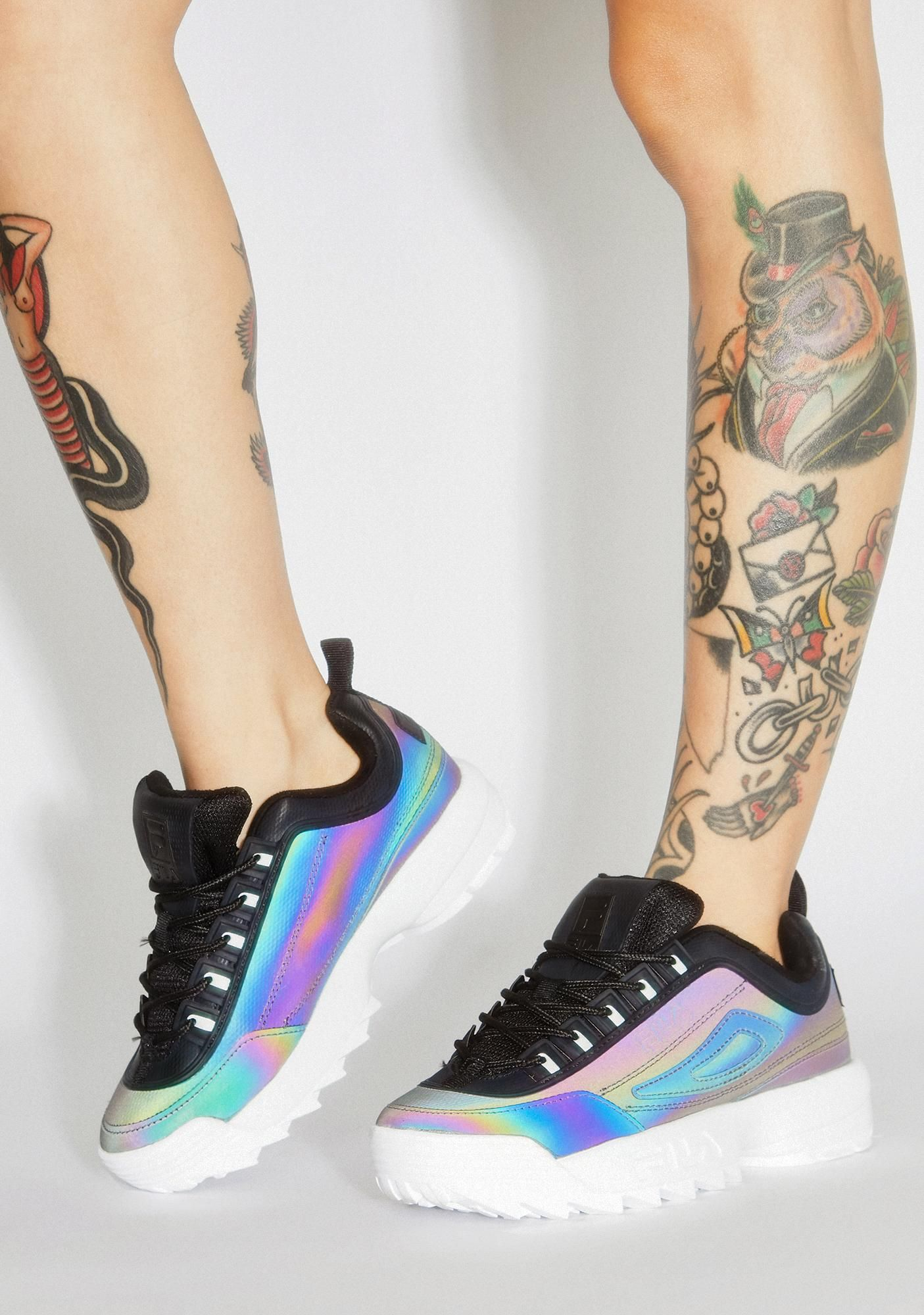Disruptor 2 Phase Shift Sneakers