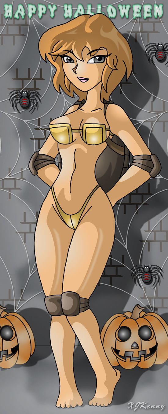 sexy ass naked tied up total drama