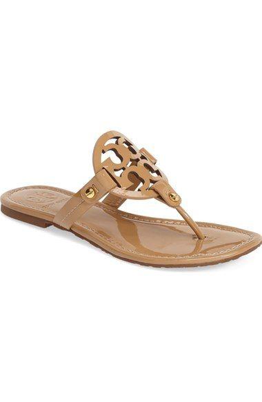 d2713a4d7827 Tory Burch  Miller  Flip Flop (Women) available at  Nordstrom ...