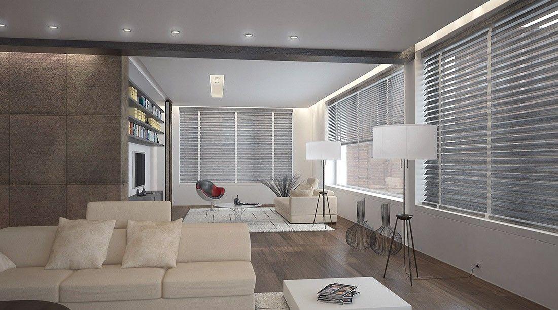 d couvrez nos stores v nitiens sur mesure en bois lamelles 50mm pinteres. Black Bedroom Furniture Sets. Home Design Ideas