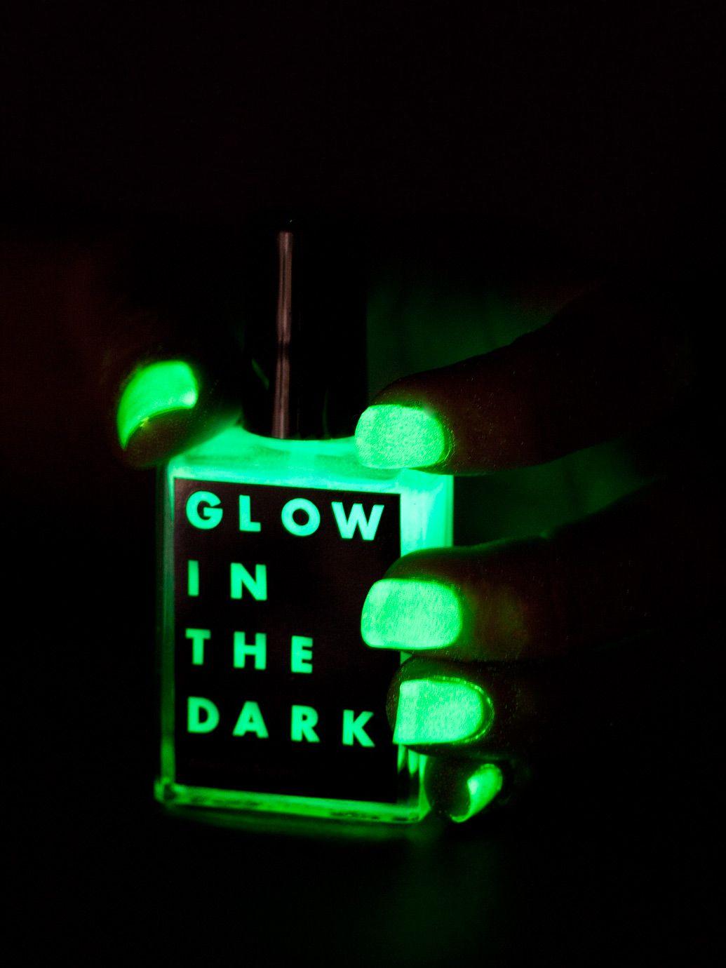 Vernis à Ongles Fluorescent dans le Noir | Boutique en ligne ...