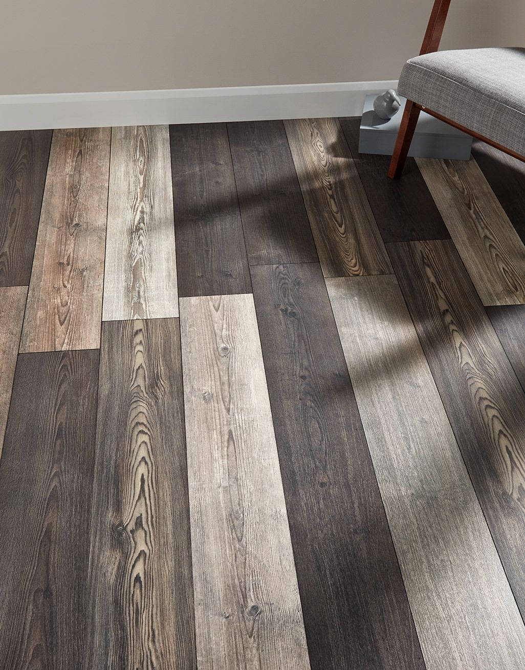 Transform A Room From Average To Stunning With The Elegant Nordic Pine 12mm Laminate Floor Made With An Authen Direct Wood Flooring Laminate Flooring Flooring