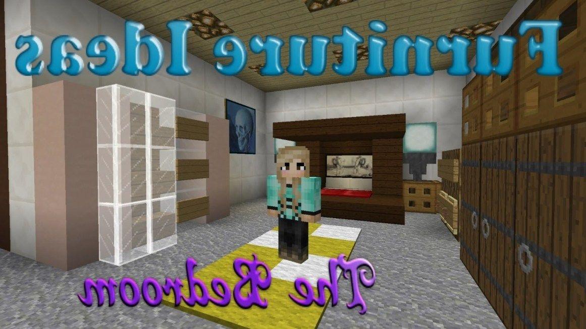 Top 10 Minecraft Furniture Ideas For Bedroom Top 10 Minecraft Interesting Minecraft Interior Design Bedroom Inspiration Design