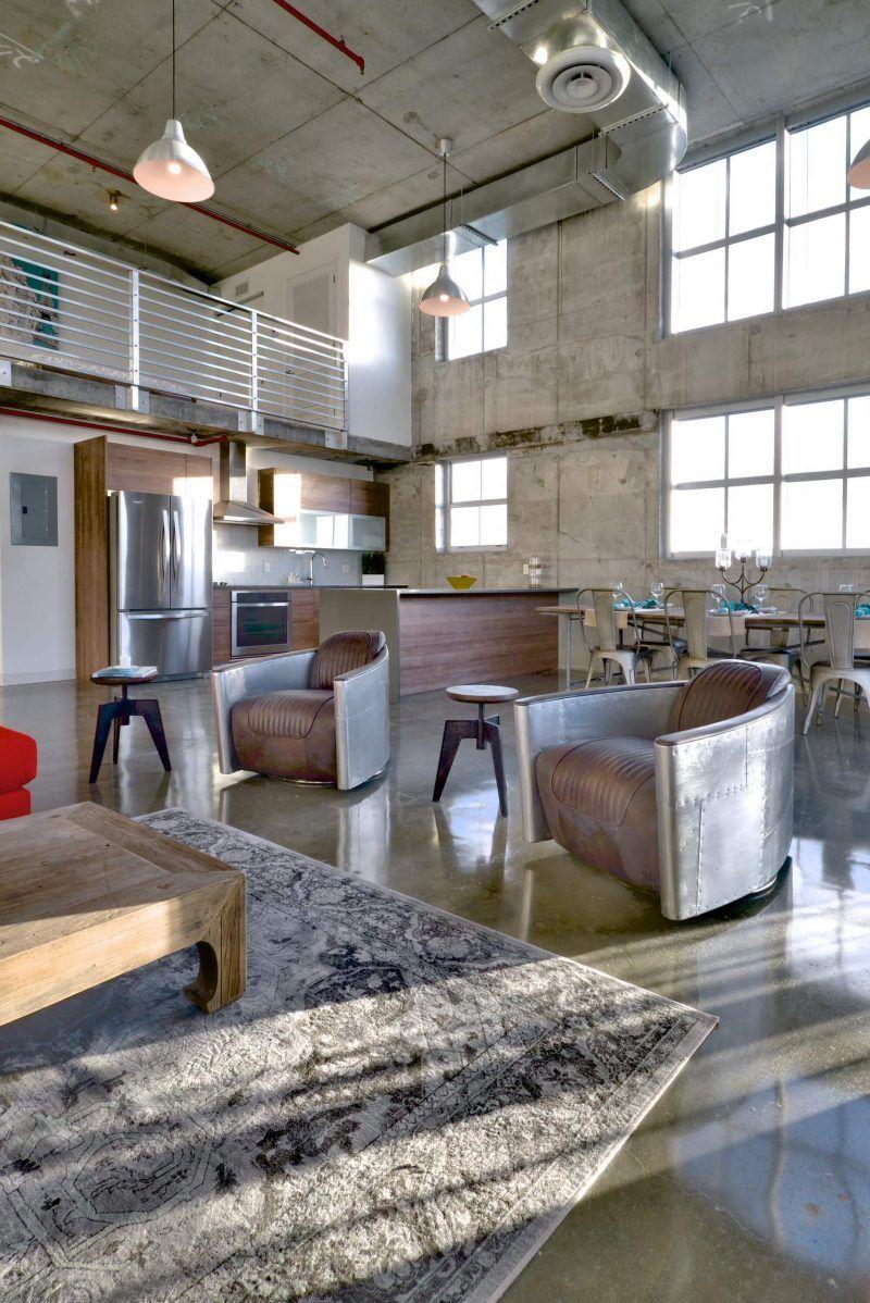 Bezaubernd Wohnzimmer Industrial Style Ideen Von Möbel