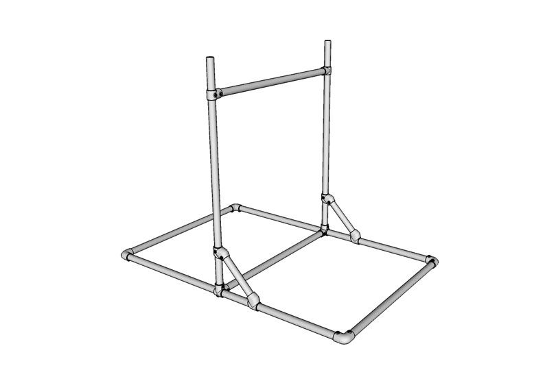 How To Build A Gymnastics Bar Step By Step Plans Simplified