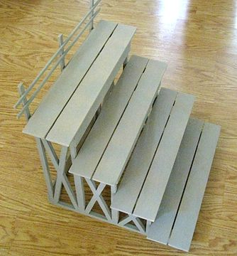 How To Build Wooden Bleachers Pdf Woodworking Fwm