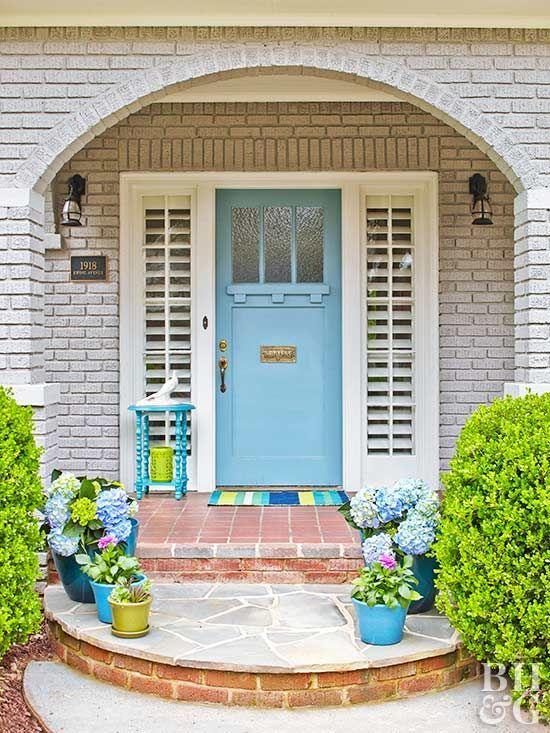 Diy Front Door Ideas Front Doors Doors And Porch