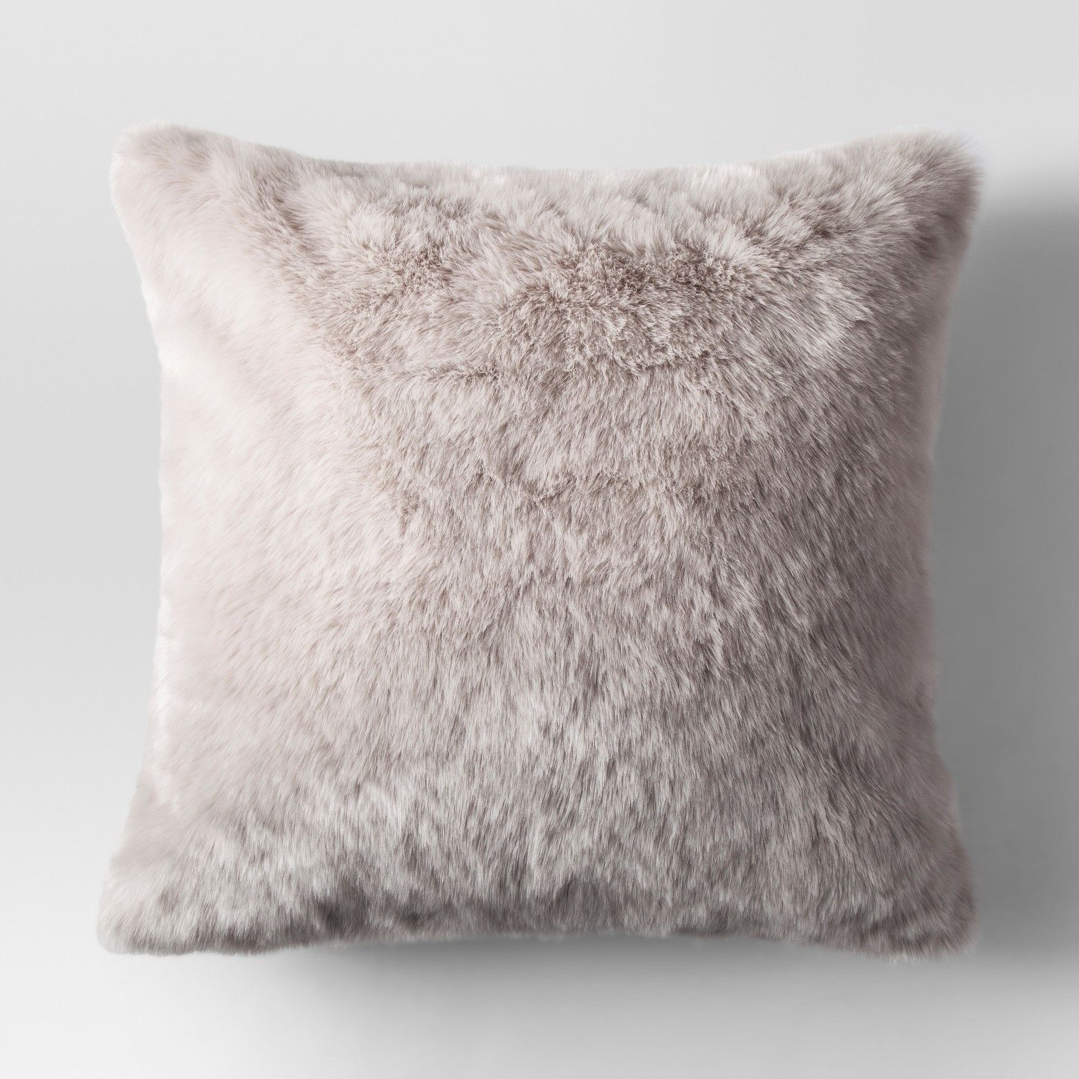 Christmas Dining Room Ideas To Add A Flourish To Christmas: Add The Faux Fur Oversized Pillow From Threshold™ To Your