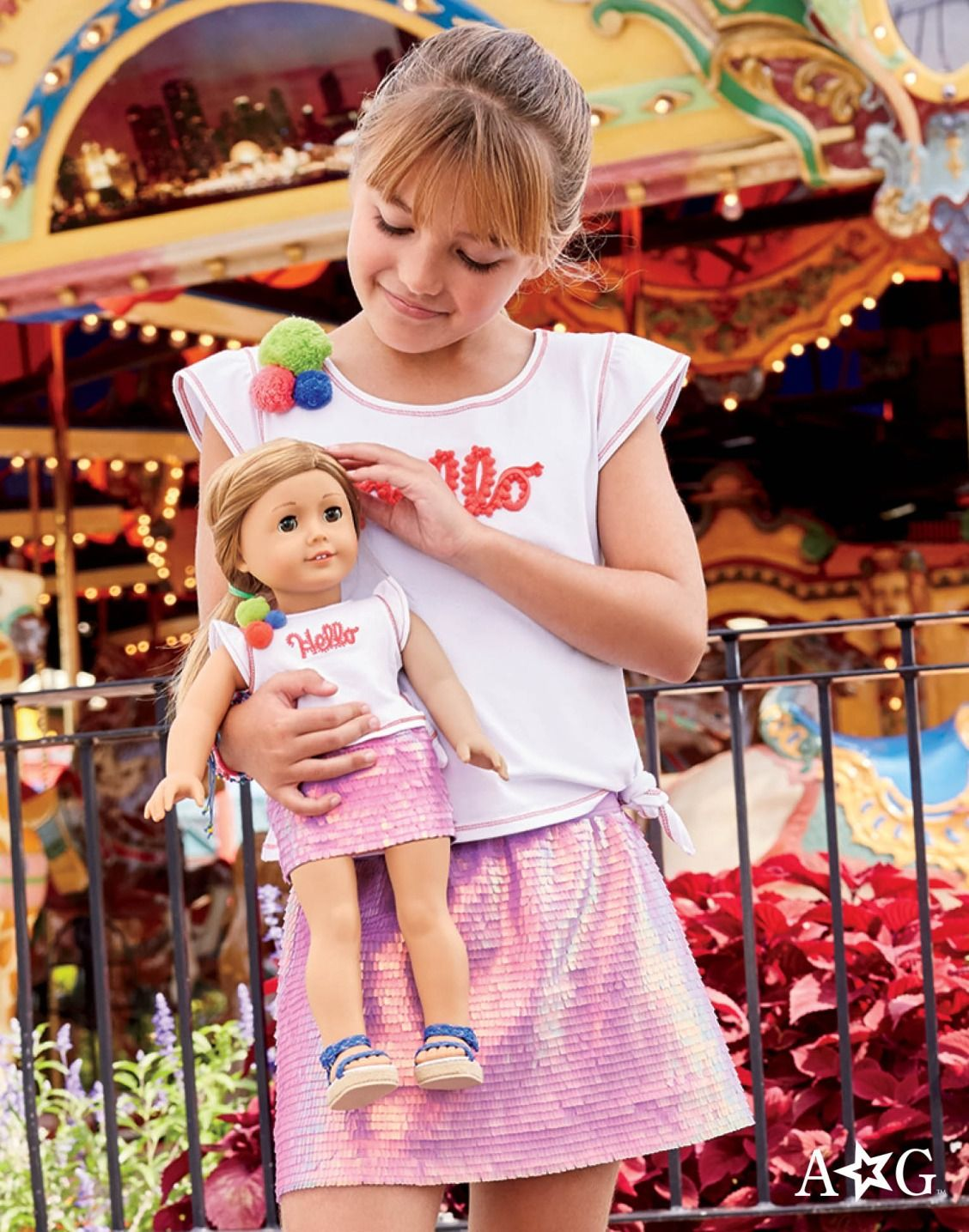39++ American girl doll hairstyles book ideas in 2021