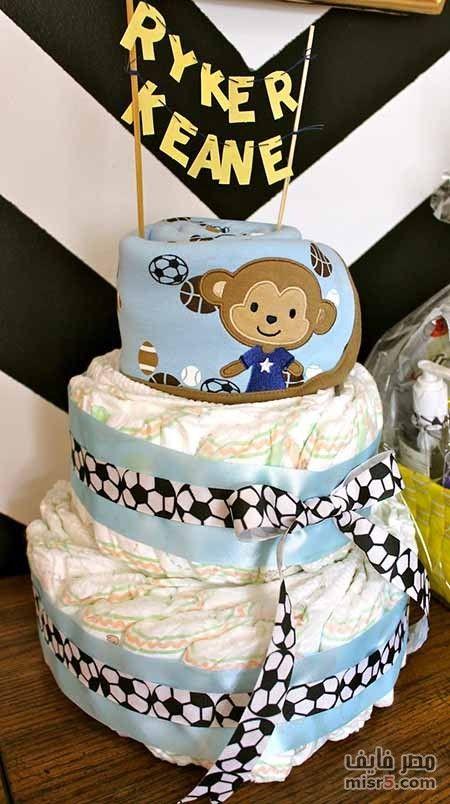 أجمل هدايا مواليد رائعة مبتكرة و جذابة Diy Baby Shower Gifts Baby Shower Diy Diy Baby Stuff