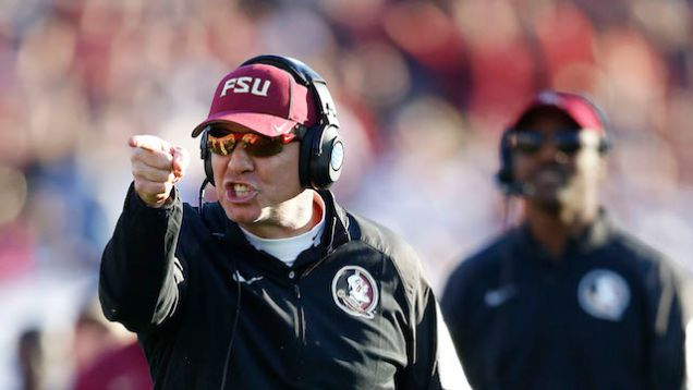 10 Ways to Turn Florida State Seminoles Football Around - http://movietvtechgeeks.com/10-ways-to-turn-florida-state-seminoles-football-around/-It's not been a great past few months for the Florida State Seminoles football team. The team spent last year dodging toxic headlines about Jameis Winston then went on to get completely embarrassed by Oregon in the college football playoff.