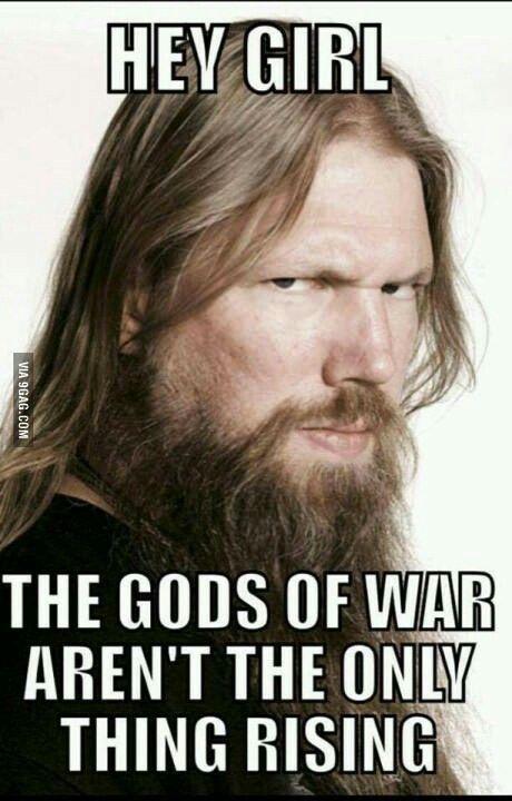 Brutal Legend Meme By Mindless Metal On Deviantart