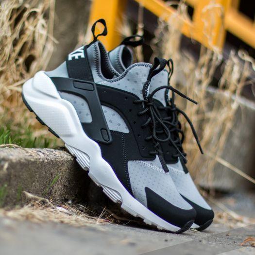 Nike Air Huarache Run Ultra Wolf Grey  White-Black-Cool Grey - Footshop 3e7397ee43f9